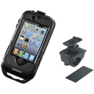 Interphone supporto porta Iphone4 e Iphone4S manubri tubolari