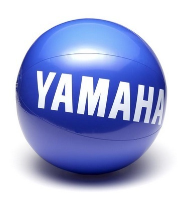 Yamaha beach ball volley