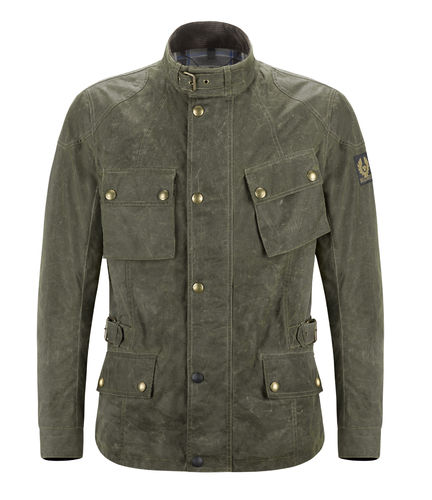 Belstaff giacca Crosby waxed cotton