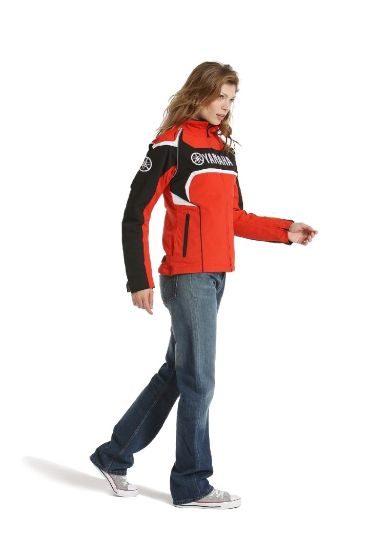 Donna H5qdH Softshell Antivento Yamaha Red Paddock Giacca qUICw