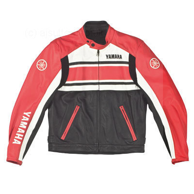 online store 47ff2 c95bb Yamaha giacca pelle Kiron by Dainese