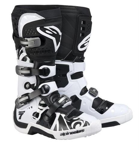 ALPINESTARS stivale cross Tech 7 Swirls