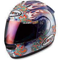 Suomy casco SY Extreme Flower