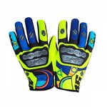 VR46 guanti replica multicolore 46 Sole e Luna