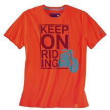 Bmw Motorrad t-shirt keep on Riding
