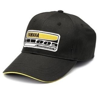 Yamaha Cappellino 60th Anniversary 69bd76fbf3a4