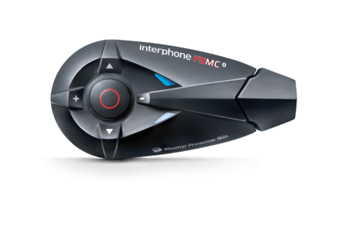 Interphone auricolare bluethooth F5MC da casco singolo