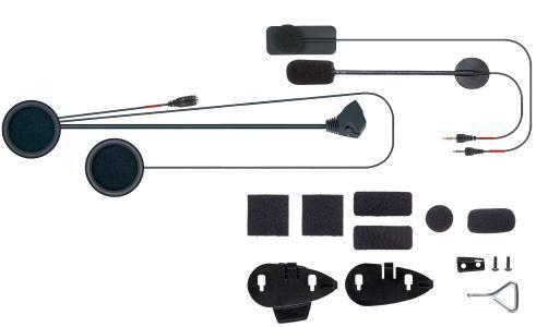 Interphone kit audio COMFORT DOPPIO MICROFONO
