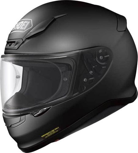 Shoei casco NXR Matt Black