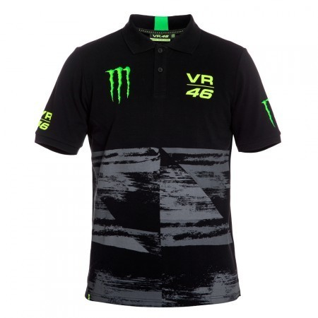 VR46 polo Monster uomo Valentino Rossi