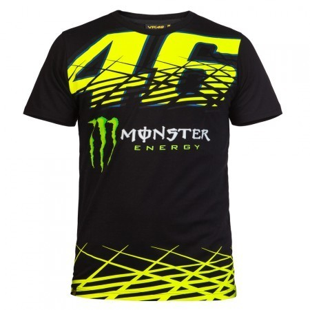 VR46 t-shirt Monster 46