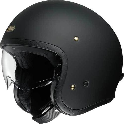 Shoei casco J-O matt Black