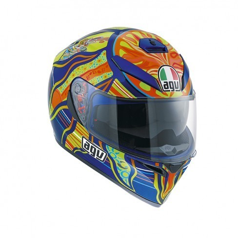 AGV casco K-3 SV E2205 TOP FIVE CONTINENTS