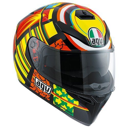 AGV casco K-3 SV E2205 TOP ELEMENTS