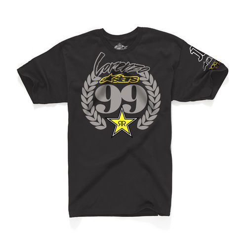 Alpinestars t-shirt JL Crowned