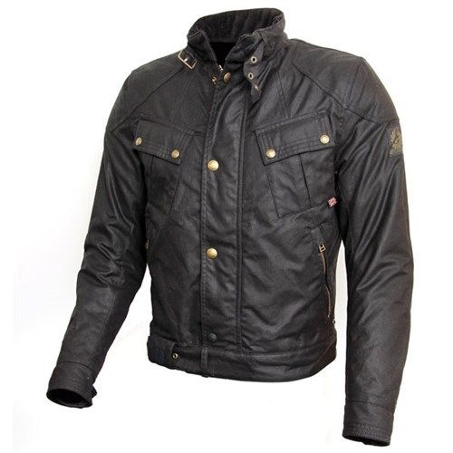 Belstaff giacca Sulby Straight waxed cotton
