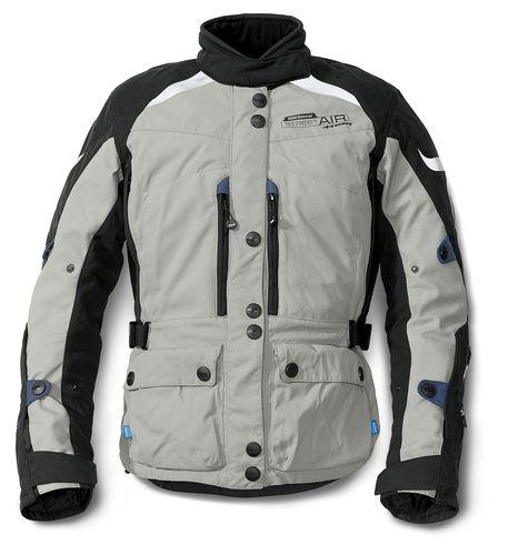 2b14ca188631 Bmw Motorrad giacca Street Air Dry grigio
