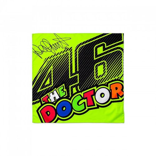 VR46 bandana The Doctor