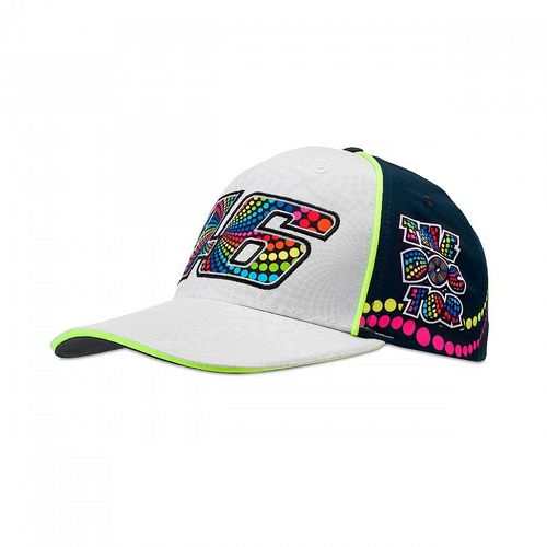 VR46 cappello 46 ValeYellow donna
