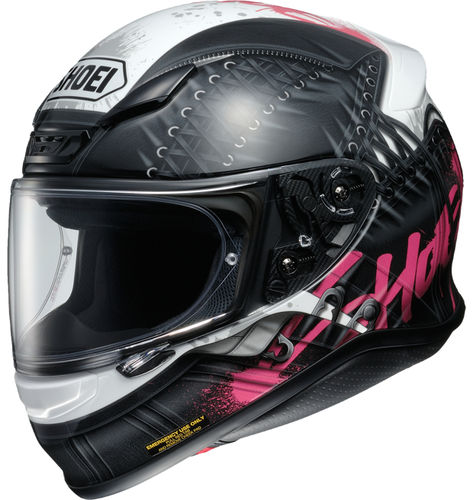 Shoei casco NXR Seduction TC-7