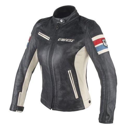 Dainese giacca Lola D1 lady pelle