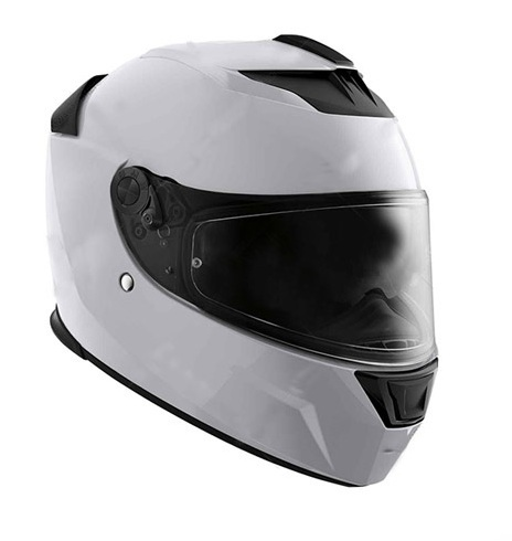 Bmw Motorrad casco Street X light white