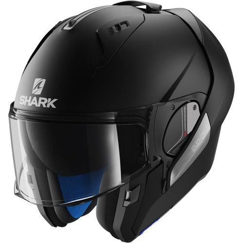 Shark casco Evo One Matt Black