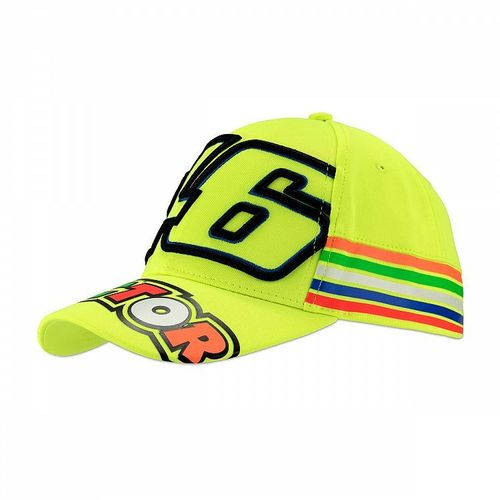 VR46 cappellino giallo 46 The Doctor