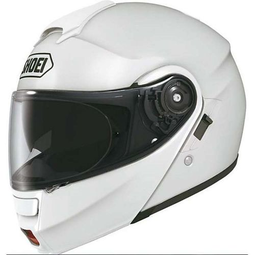 0501 - Shoei casco modulare Neotec White