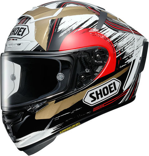 Shoei casco X-Spirit III Marquez Motegi