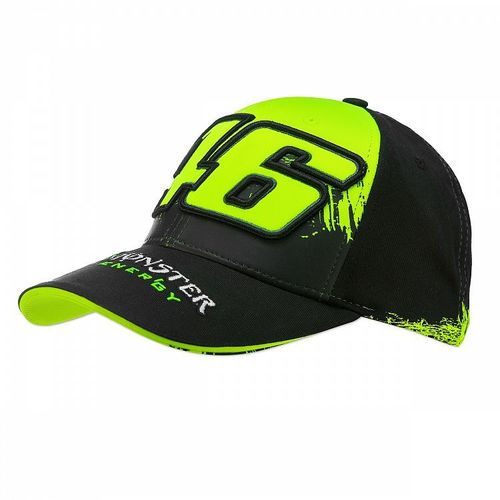 VR46 cappellino Monster 46 replica Monza