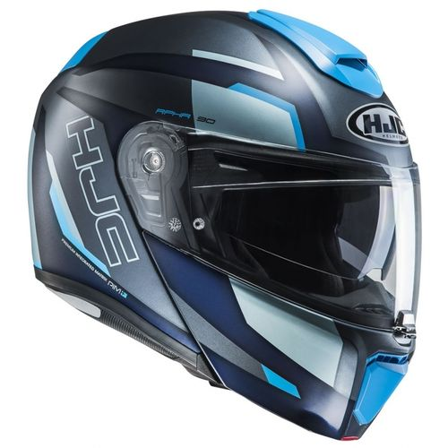 HJC Casco RPHA90 Rabrigo Blu MC2SF