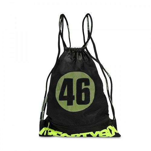 VR46 borsa Valentino Rossi 46 cinch bag limited edition