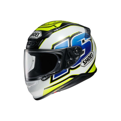 Shoei casco NXR Cluzel TC-3