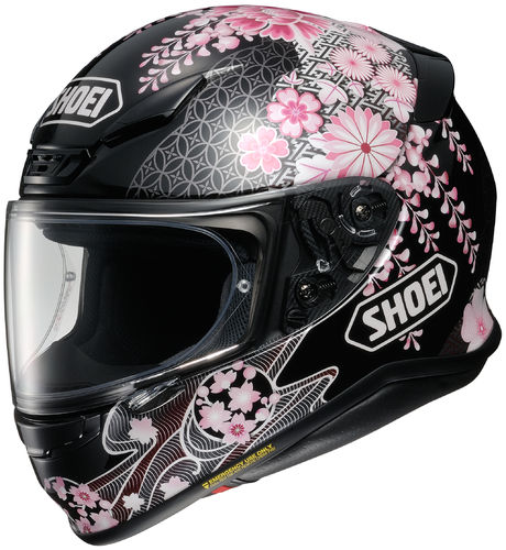 Shoei casco NXR Harmonic TC-10