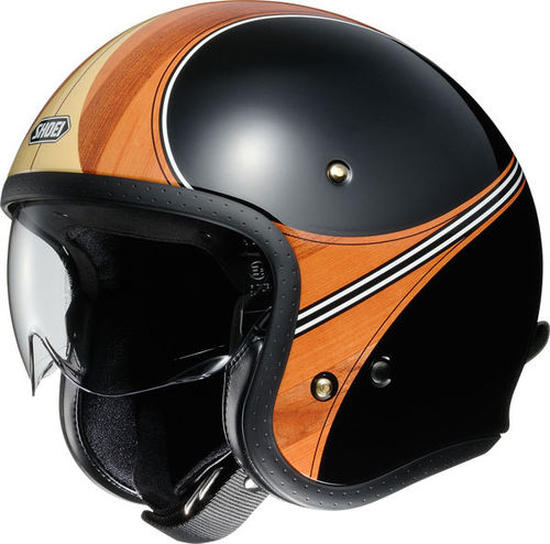 Shoei casco J-O Waimea