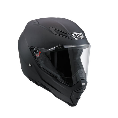 AGV Casco intergrale AX-8 Evo Naked nero matt