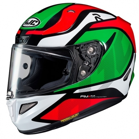 HJC casco integrale RPHA11 Deroka MC4