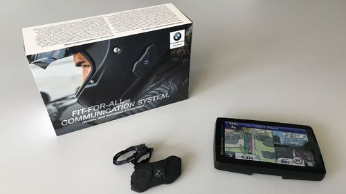 Bmw Motorrad communication pack