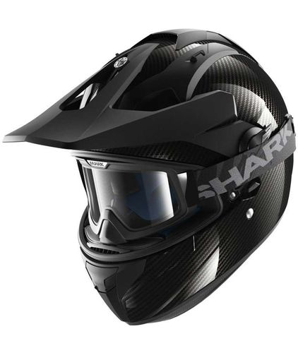 Shark casco Explore-R Carbon Skin